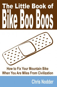 Bike Boo Boos book front cover